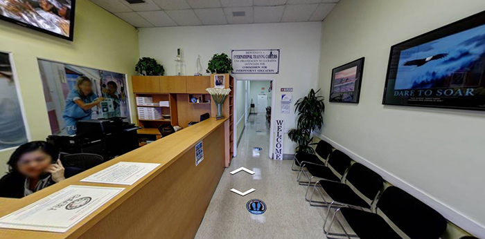 Comienza el recorrido virtual de nuestras instalaciones
